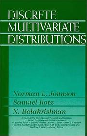 Cover of: Discrete multivariate distributions