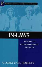 Cover of: In-laws | Gloria Call Horsley