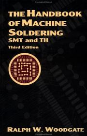 Cover of: The handbook of machine soldering