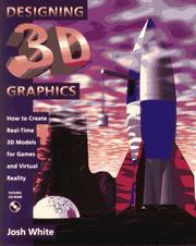 Cover of: Designing 3D graphics