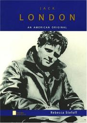 Cover of: Jack London: an American original