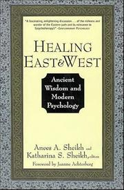 Cover of: Healing East and West |