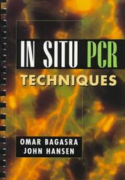 Cover of: In Situ PCR techniques
