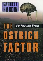 Cover of: The Ostrich Factor