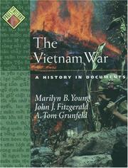 Cover of: The Vietnam War | Marilyn B. Young