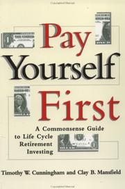 Cover of: Pay yourself first