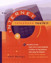 Cover of: The Internet telephone toolkit