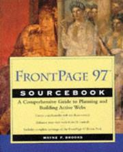 Cover of: FrontPage 97 sourcebook
