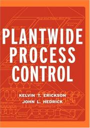 Cover of: Plantwide process control