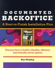 Cover of: Documented BackOffice