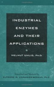 Cover of: Industrial enzymes and their applications
