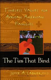 Cover of: The Ties That Bind