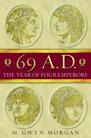 Cover of: 69 AD | Gwyn Morgan