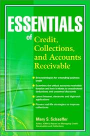 Cover of: Essentials of Credit, Collections, and Accounts Receivable