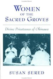Cover of: Women of the sacred groves