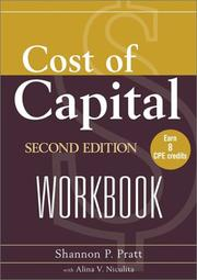 Cover of: Cost of Capital Workbook