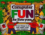 Cover of: Computer fun for everyone