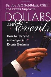 Cover of: Dollars & events