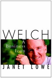 Cover of: Welch
