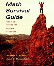 Cover of: Math survival guide