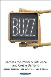 Cover of: Buzz