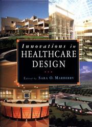 Cover of: Innovations in Healthcare Design