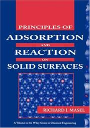 Cover of: Principles of adsorption and reaction on solid surfaces