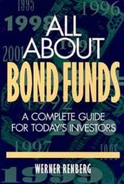 Cover of: All about bond funds