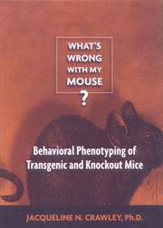 What's Wrong with My Mouse? by Jacqueline N., PhD Crawley