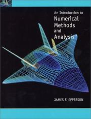 An introduction to numerical methods and analysis - Ghent