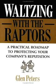 Cover of: Waltzing with the raptors