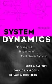 system dynamics modeling and simulation of mechatronic systems rh lib ugent be
