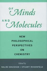 Cover of: Of minds and molecules |