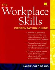 Cover of: The Workplace Skills Presentation Guide