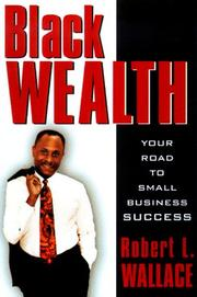 Cover of: Black Wealth