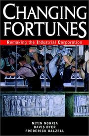 Cover of: Changing fortunes
