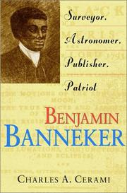 Cover of: Benjamin Banneker |