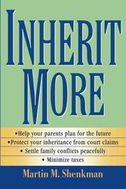 Cover of: Inherit More