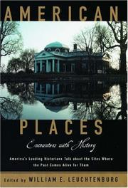 Cover of: American Places