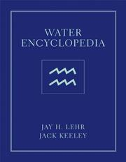 Cover of: Water Encyclopedia, Five-Volume Set |
