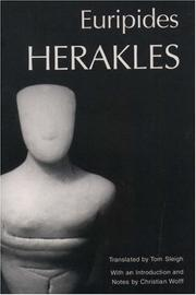 Cover of: Herakles