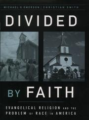 Cover of: Divided by Faith | Michael O. Emerson