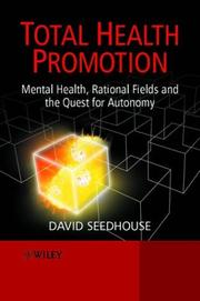 Cover of: Total Health Promotion | David Seedhouse