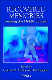 Cover of: Recovered memories by