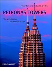 Cover of: Petronas Towers | Cesar Pelli
