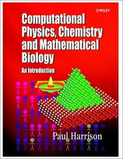 Cover of: Computational Methods in Physics, Chemistry and Biology