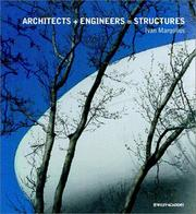 Cover of: Architects + engineers = structures