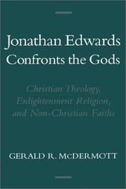 Cover of: Jonathan Edwards Confronts the Gods