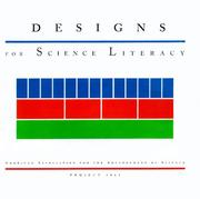 Cover of: Designs for Science Literacy | American Association for the Advancement of Science.