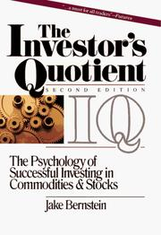 Cover of: The investor's quotient